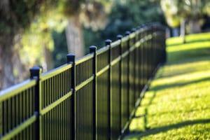Aluminum Ornamental Fence Milwaukee