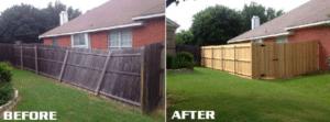 Fence Repair Company in Milwaukee