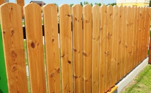 Beautiful Wood Fence Material - Cedar Fencing