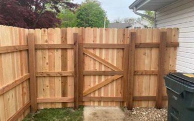 Cedar Fence Pros and Cons