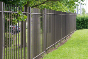 6 Foot Commercial Security Fence in Waukesha
