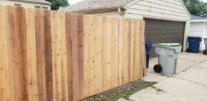 Wood Privacy Fence Installation Milwaukee Fence Finders