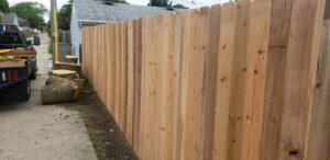 Milwaukee Fence Finders Cedar Fence
