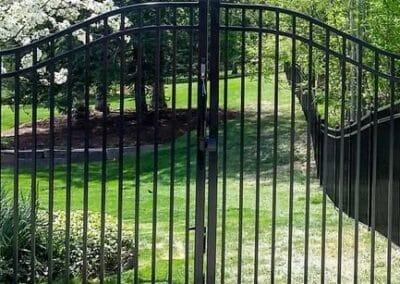 Estate Gate Installation
