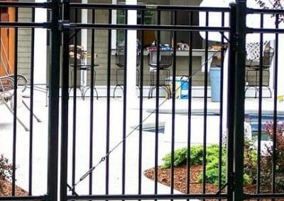 Residential Aluminum Pool Gate